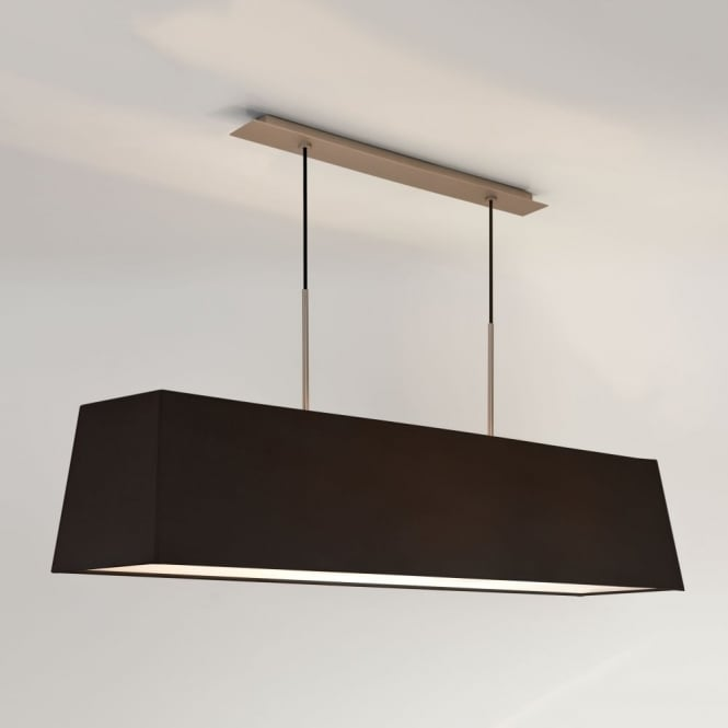 Astro Rafina Interior Pendant in Matt Nickel
