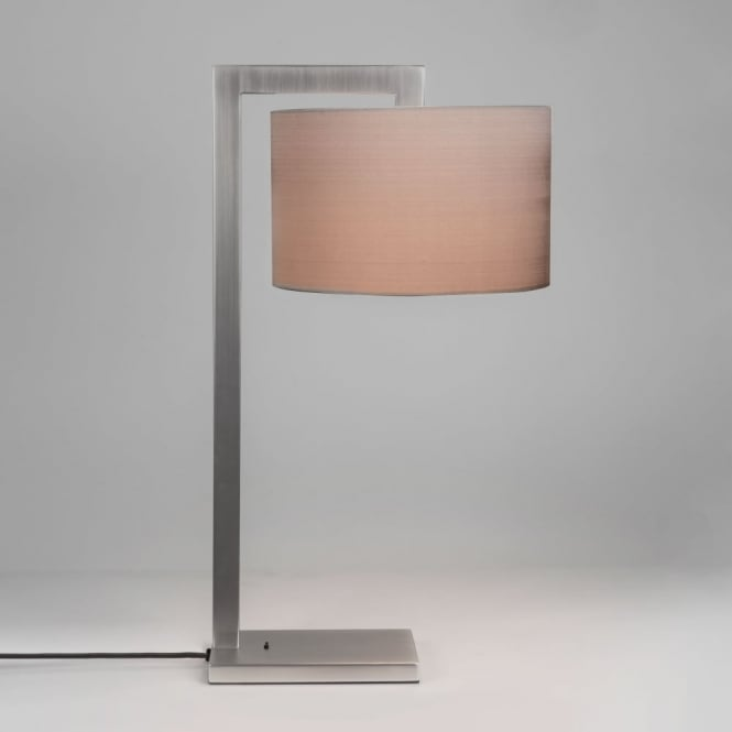 Astro Ravello Switched Table Light Matt Nickel