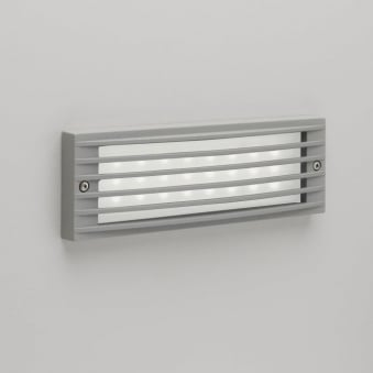Rib LED IP54 Exterior Wall Light