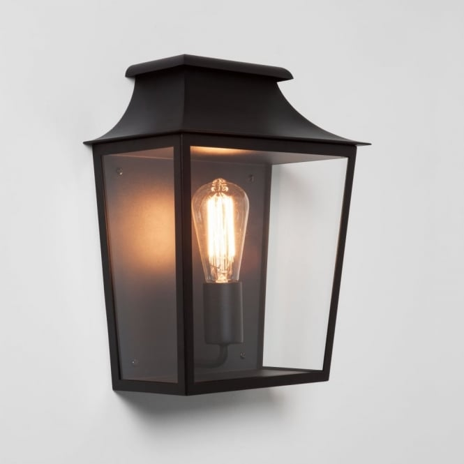 Astro Richmond 285 Exterior IP44 Wall Light in Black