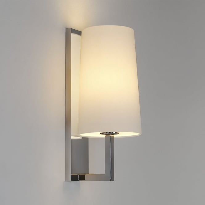 Astro Riva 350 IP44 Bathroom Wall Light in Chrome
