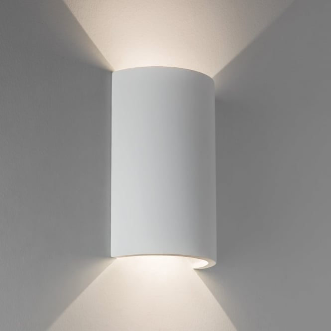 Astro Serifos 170 LED 2700K White Plaster Wall Light