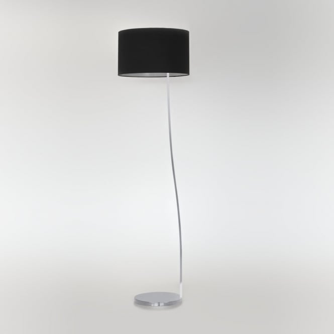 Astro Sofia Floor Lamp in Matt Nickel