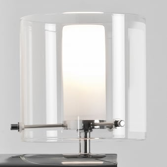 Spare Arezzo Wall Light 0342 Outer Clear Glass Shade