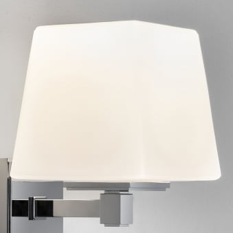 Spare Glass for the 0656 Noventa IP44 Wall Light