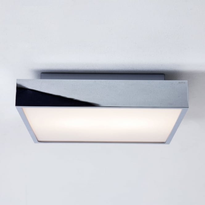 Astro Taketa 2 LED Bathroom Ceiling or Wall Lamp in Polished Chrome