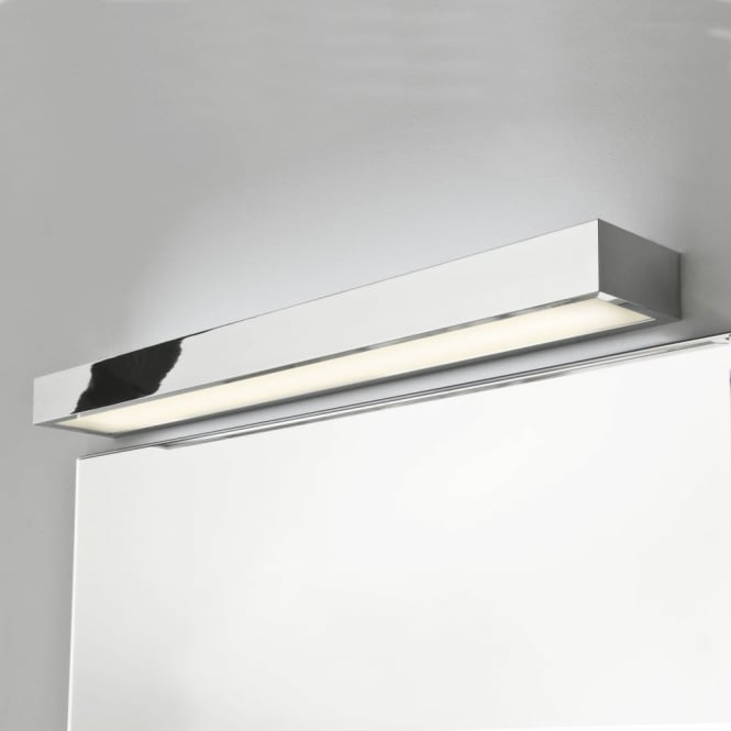 Astro Tallin 600 IP44 Bathroom Wall Light in Polished Chrome