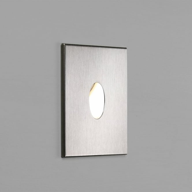 Astro Tango Stainless Steel IP65 LED Wall Light or Plinth Light