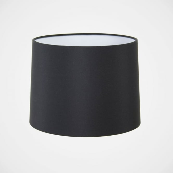 Astro Tapered 177 Drum Shade in Black