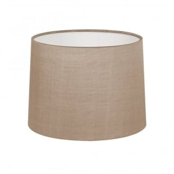 Tapered 177 Drum Shade in Oyster
