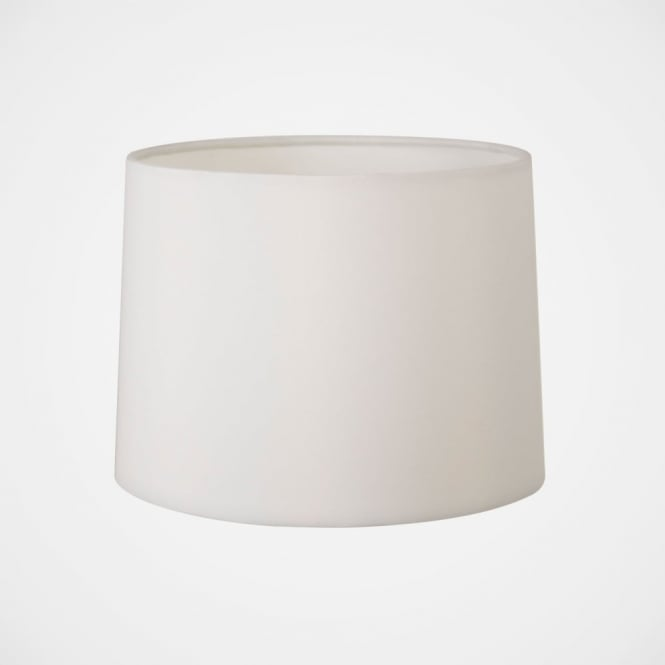 Astro Tapered 177 Drum Shade in White
