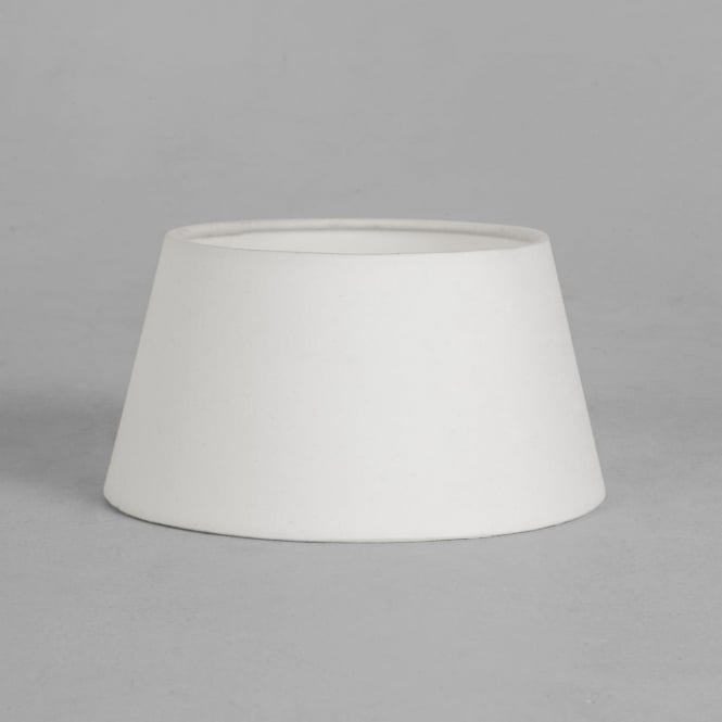 Astro Tapered Drum 95 Round Tapered Shade in White