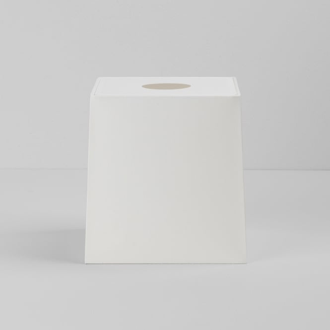 Astro Tapered Square 175 Shade in White