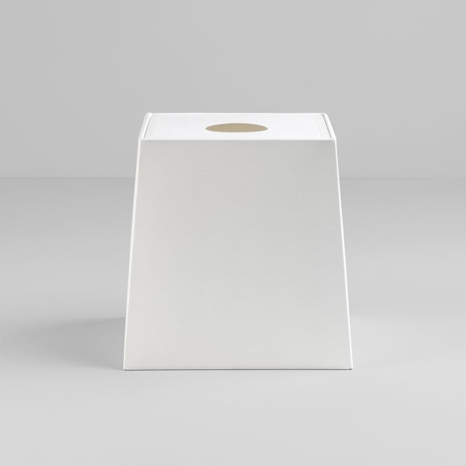 Astro Tapered Square 195 Shade in White