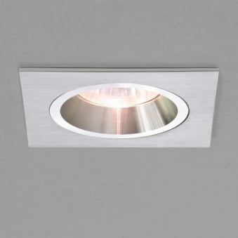 Taro GU10 Square Adjustable Fire Rated Recessed Downlight