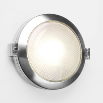 Toronto Round 250 Exterior IP65 Bulkhead Wall Light