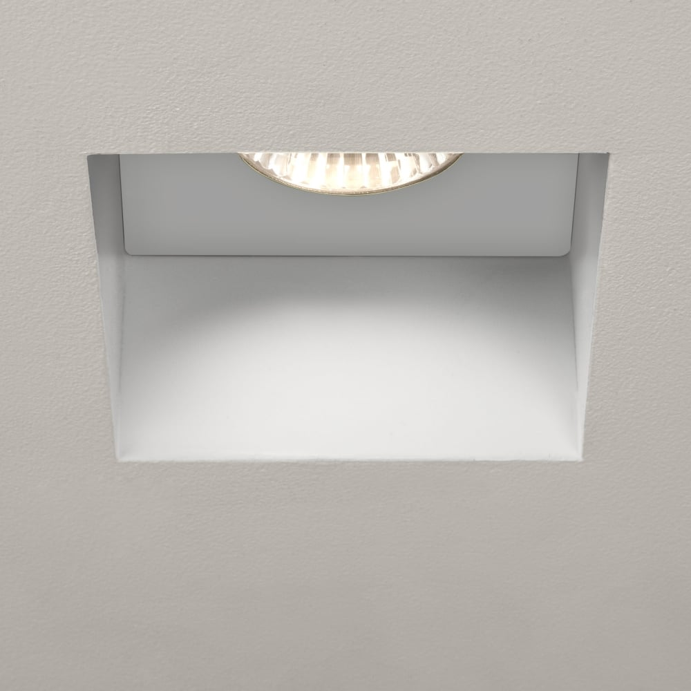 Astro Lighting 5670 Trimless Ip65 Fixed Square Fire Rated