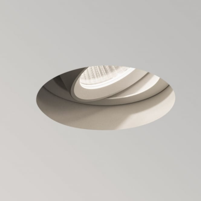 Astro Trimless Round LED Adjustable Recessed Ceiling Downlight