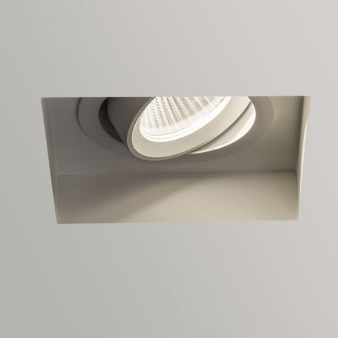 Astro Trimless Square LED Adjustable Recessed Downlight