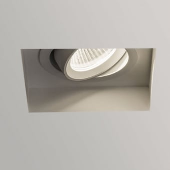 Trimless Square LED Adjustable Recessed Downlight