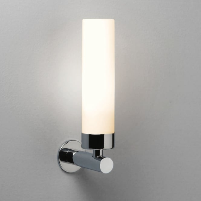 Astro Tube IP44 Bathroom Light in Polished Chrome