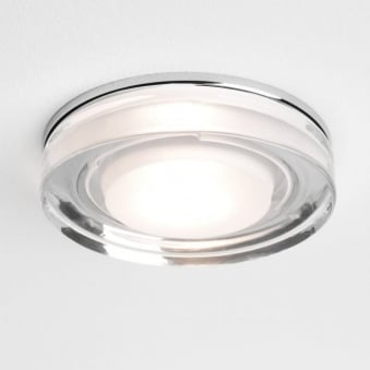 Vancouver Round 230v IP65 Bathroom Downlight