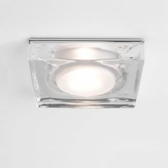 Vancouver Square 230v IP65 Bathroom Downlight