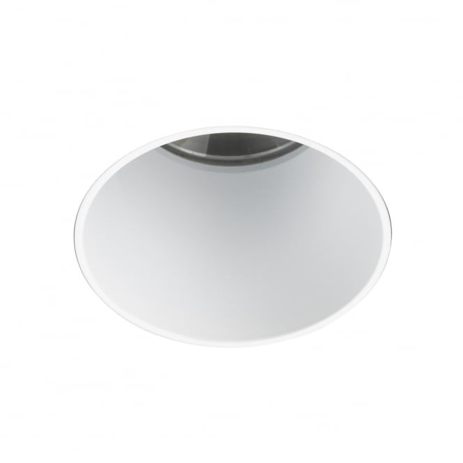 Astro Void Round 55 GU10 IP65 Fire Rated Recessed Ceiling Light in White