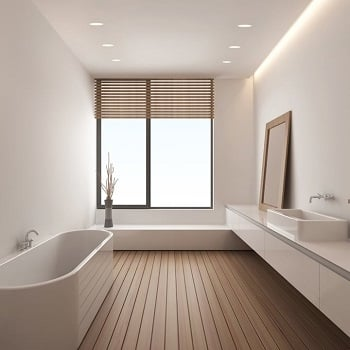 Bathroom Ceiling Downlights how to fit downlights | wiring downlights | dusk lighting