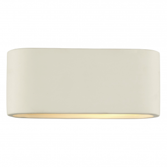 Axton Ceramic Small Wall Light