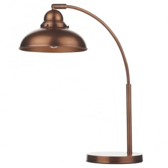 Dynamo Table Lamp in Antique Copper