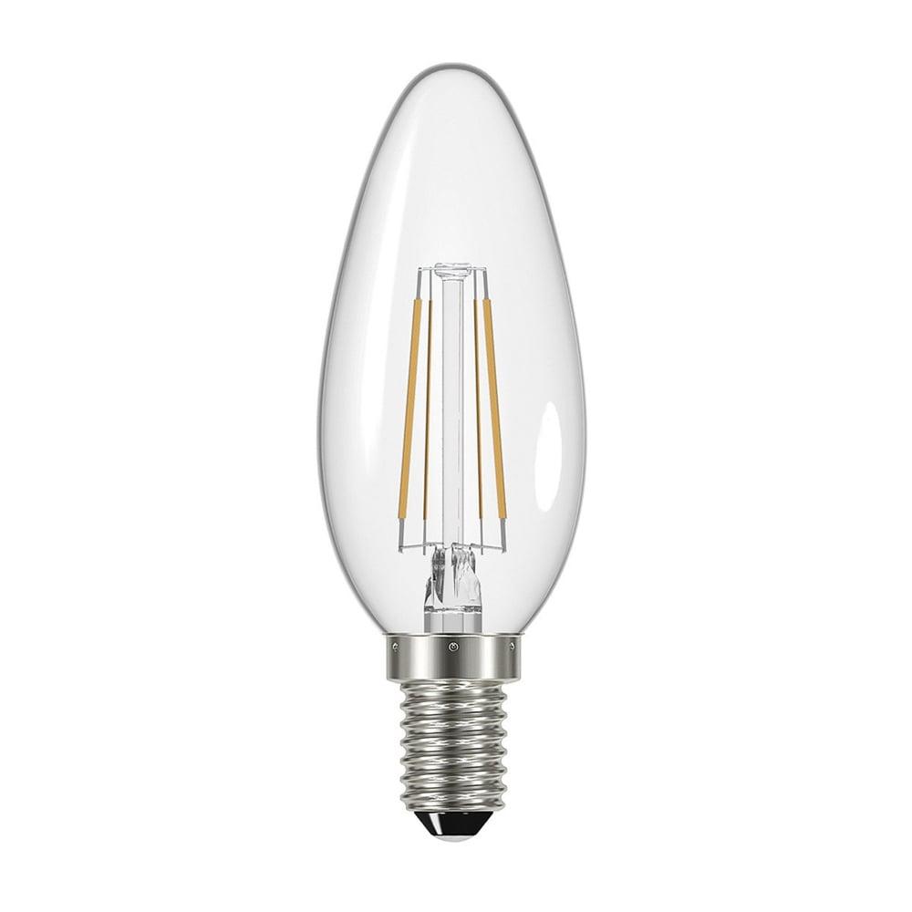 dar bul e14 led 9 e14 4w led filament 450 lumen candle. Black Bedroom Furniture Sets. Home Design Ideas