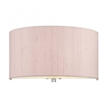 Renoir Cotton Candy Silk Wall Light