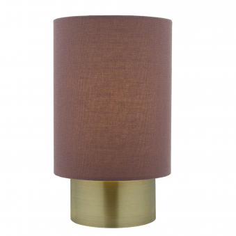 Robyn Touch Table Lamp in Antique Brass