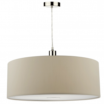 Ronda Large Pendant Shade in Ecru