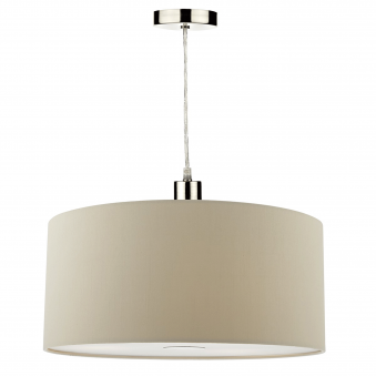 Ronda Small Pendant Shade in Ecru