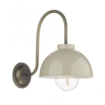 Cotswold Single Wall Light in French Cream
