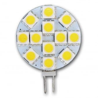 G4 High Power SMD LED 2.6w - 160 Lumens- 20 watt Equiv - Cool White