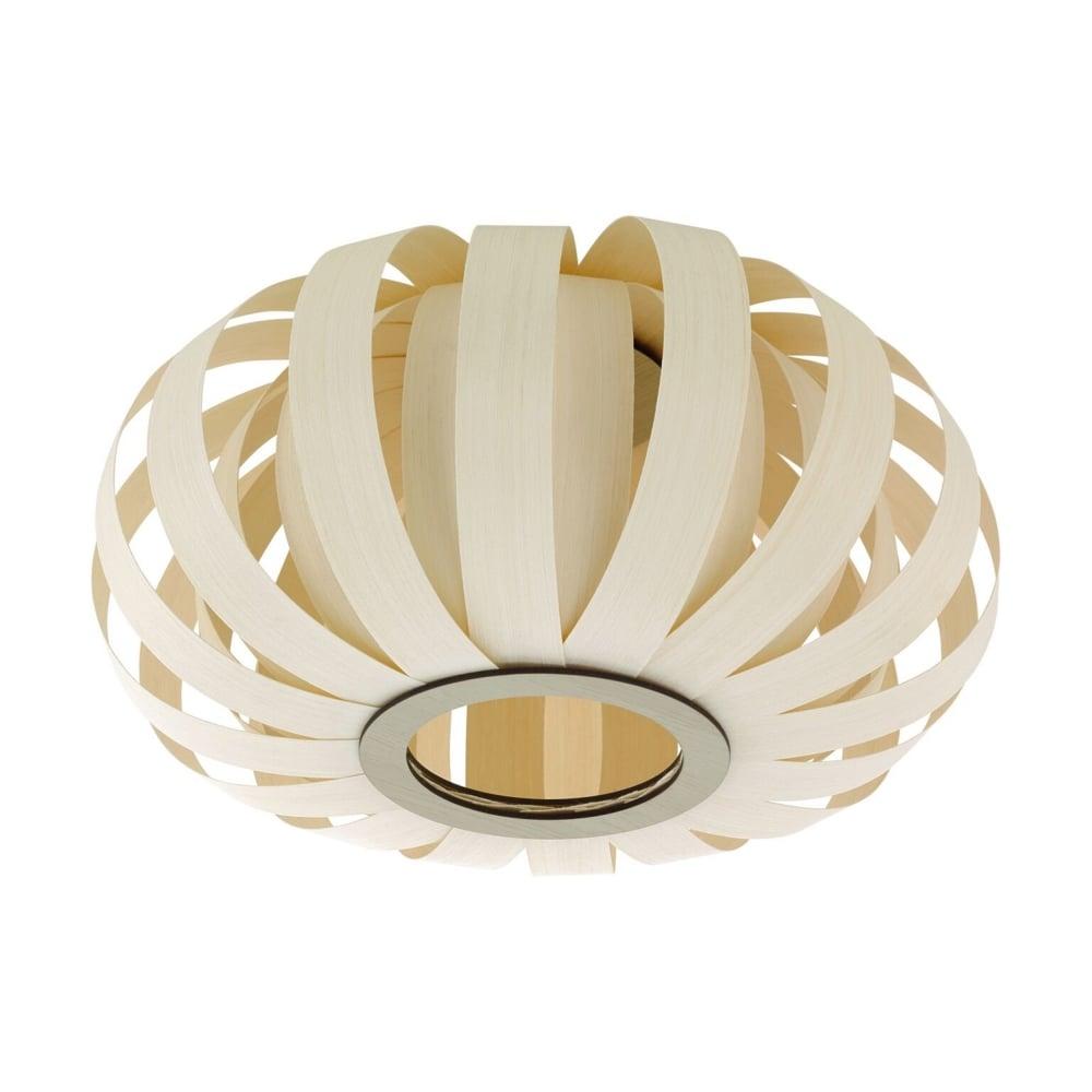 wood lighting. Arenella Bent Light Wood Ceiling Lighting T