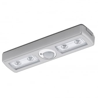 Baliola 4 LED PIR Battery Operated Under Cabinet Lights