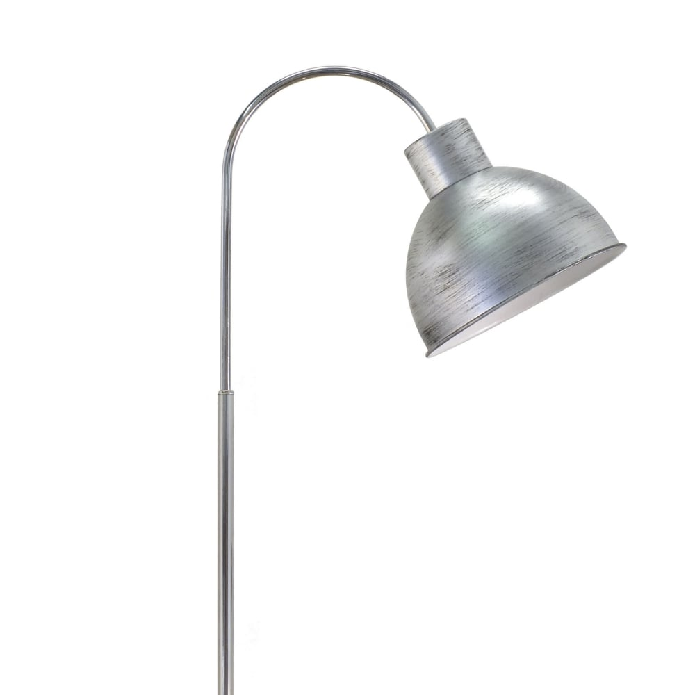 Eglo 49334 boleigh antique silver steel floor lamp boleigh antique silver steel floor lamp aloadofball Image collections