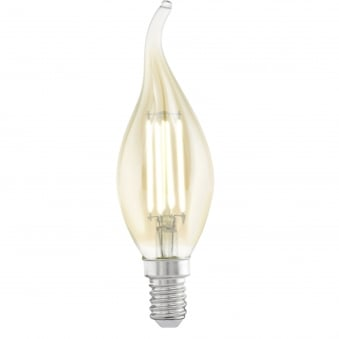 Candle Tip 4w LED Filament Lamp
