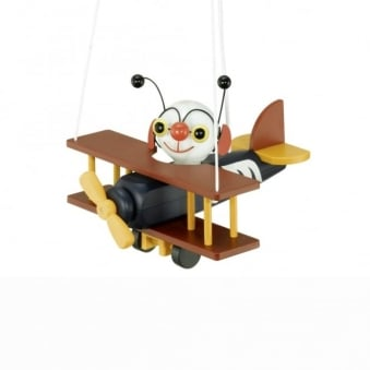 Children's Airman Plane Hanging Pendant Light