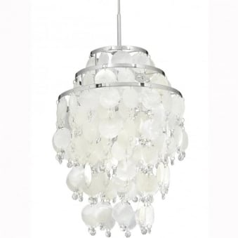 Chipsy Mother of Pearl Pendant Light