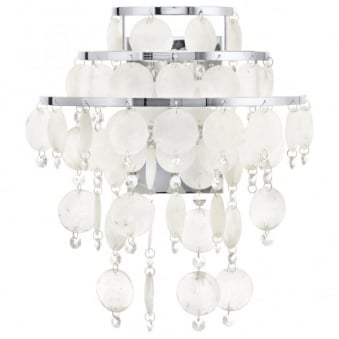 Chipsy Mother of Pearl Wall Light