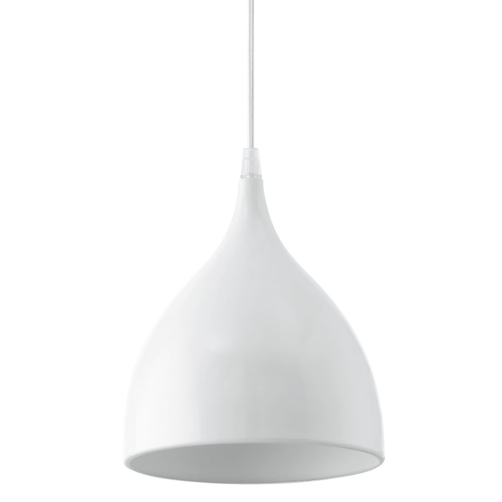 Eglo 92716 Coretto White Steel Pendant Light