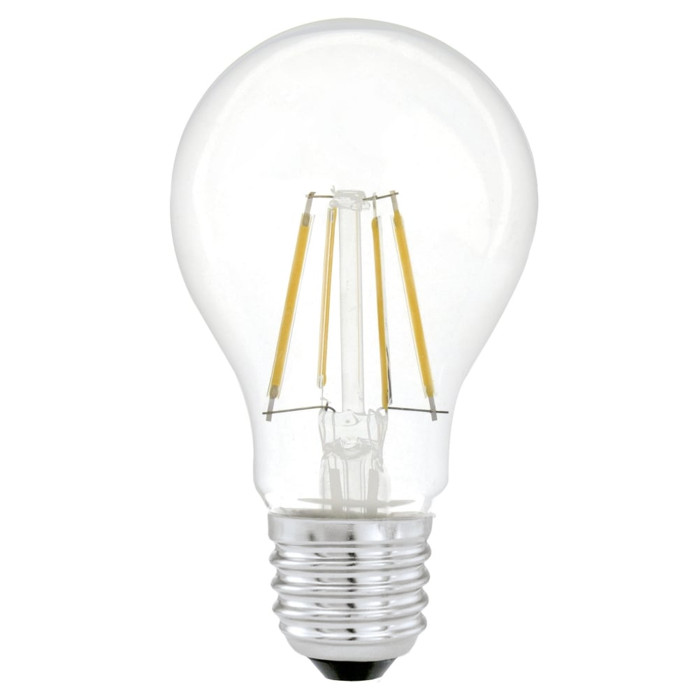 eglo e27 4w led filament 350 lumen equiv 31w lamp11491. Black Bedroom Furniture Sets. Home Design Ideas