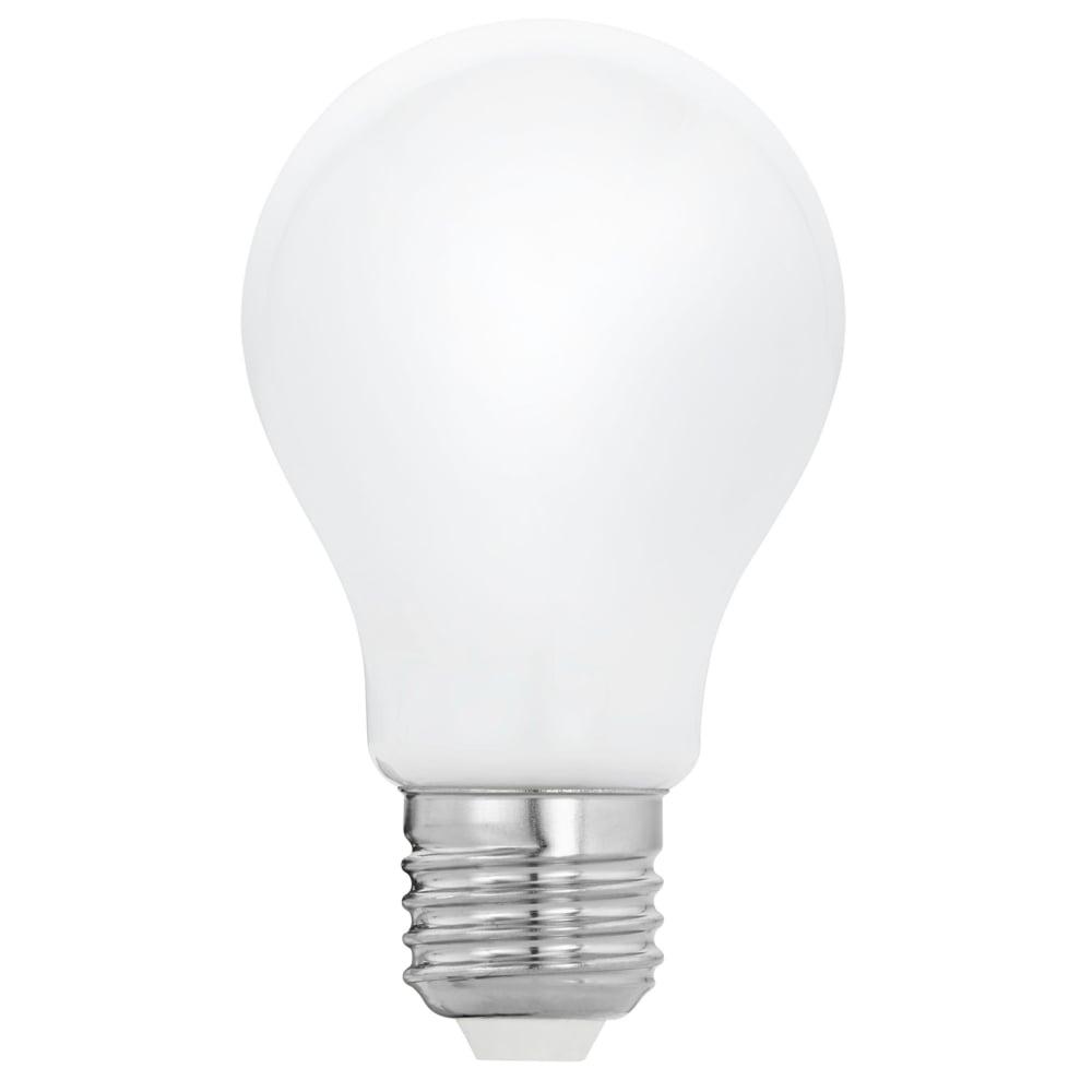 eglo 11595 e27 5w led 470 lumen 40w equivalent warm white lamp. Black Bedroom Furniture Sets. Home Design Ideas