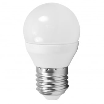 E27 Golfball 4w LED 320 Lumen Equiv 30w Lamp