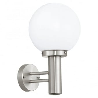 Eglo Nisia IP44 Outdoor Wall Light